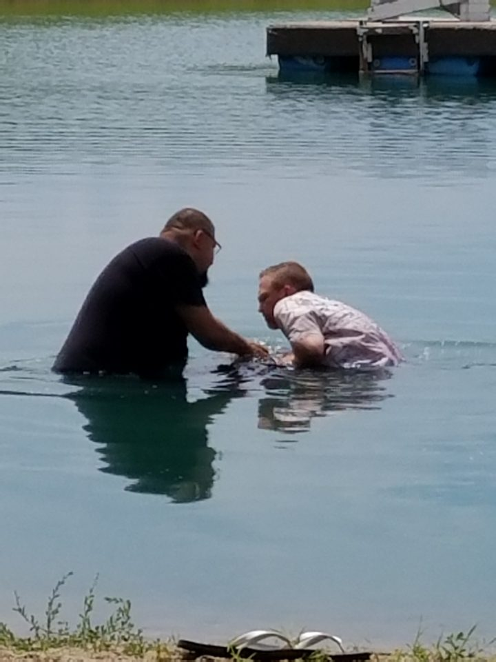 Baptism and Church Picnic 7/9/17